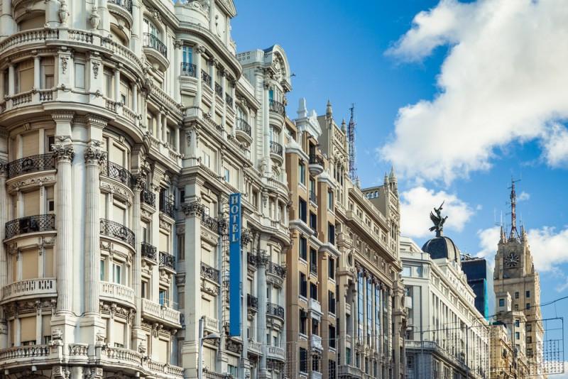 El RevPar subió en Madrid un 18,3%. #shu#.