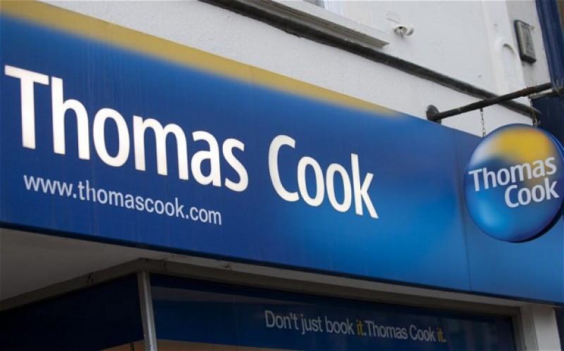 Thomas Cook reduce pérdidas un 46% en el ejercicio 2014