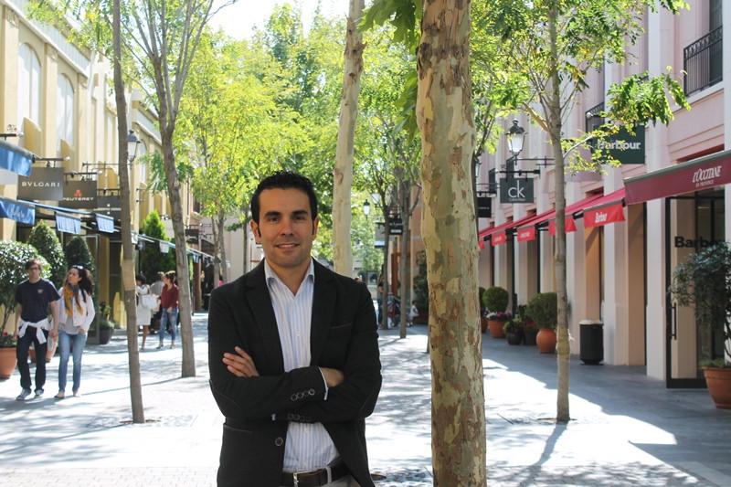 Víctor Benítez.