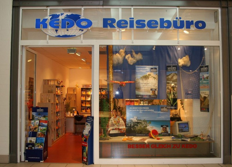 Las agencias alemanas venden un 4,5% más de paquetes y hoteles en octubre
