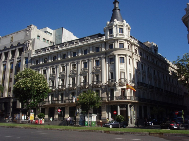 Sede de la CNMC, Madrid.