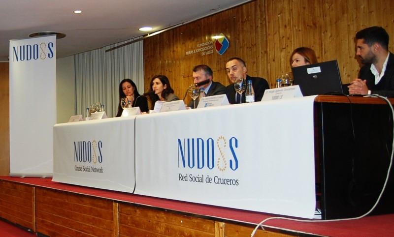 Nace en Galicia una red social de cruceros para Europa