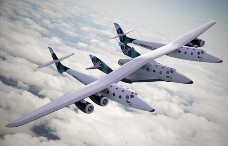 Trágico vuelo de prueba de Virgin Galactic
