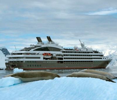 Crucero de lujo Le Soléal iniciará temporada sudamericana en Montevideo