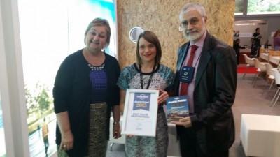 Liliam Kechichián y Benjamín Liberoff reciben la distinción de Lonely Planet.
