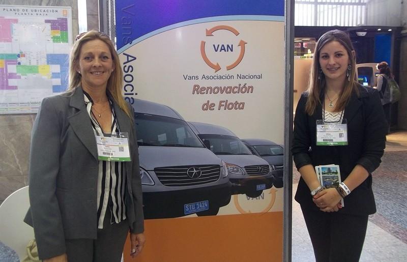 Vans Asociación Nacional estuvo presente en la VTN Uruguay.
