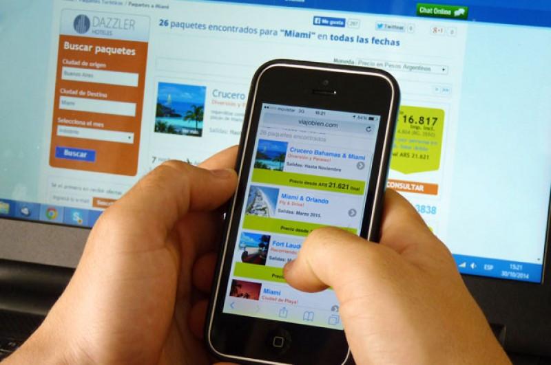 Viajobien.com lanza su nuevo sitio web móvil