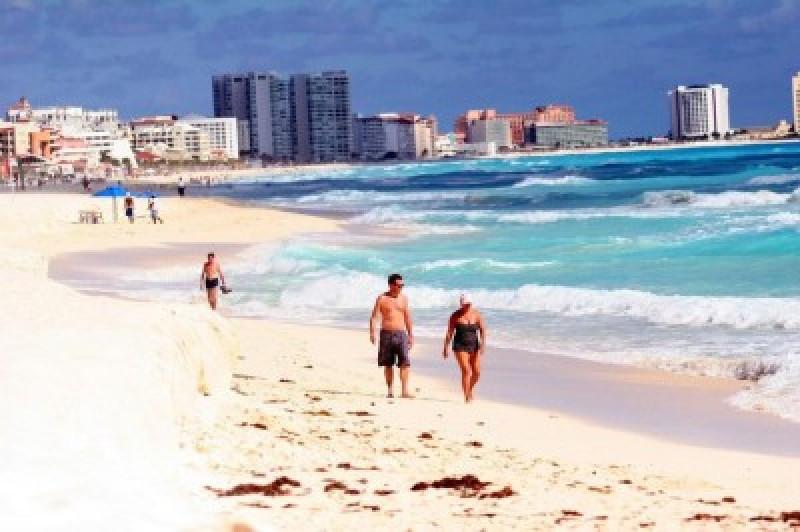 La actividad turística de México creció 1% en el segundo trimestre de 2014