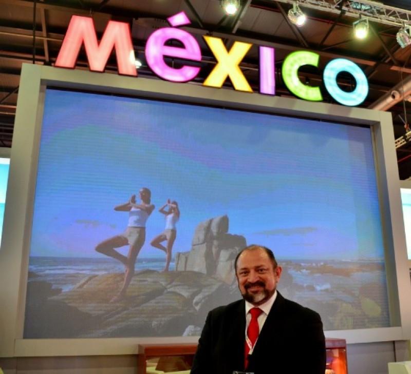 Darío Flota Ocampo, Director Fideicomiso de Promoción Turística de Riviera Maya.