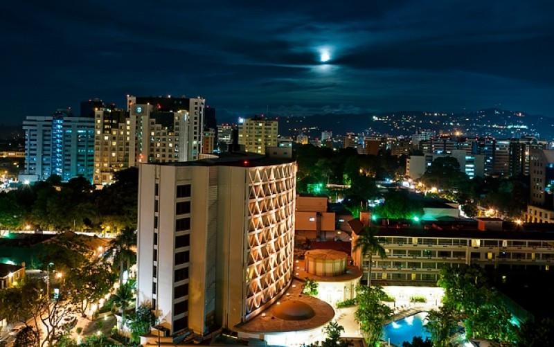 La Zona Viva concentra la oferta hotelera en la capital de Guatemala.