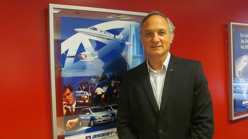 Mauricio Valacco, director general de Assist Card Argentina