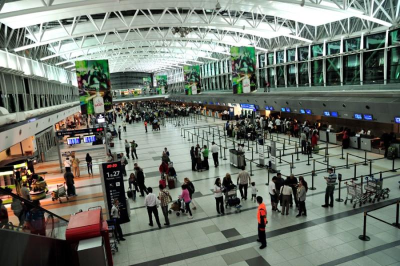 Los viajes desde Ezeiza y Aeroparque cayeron un 1,9% en el tercer trimestre.