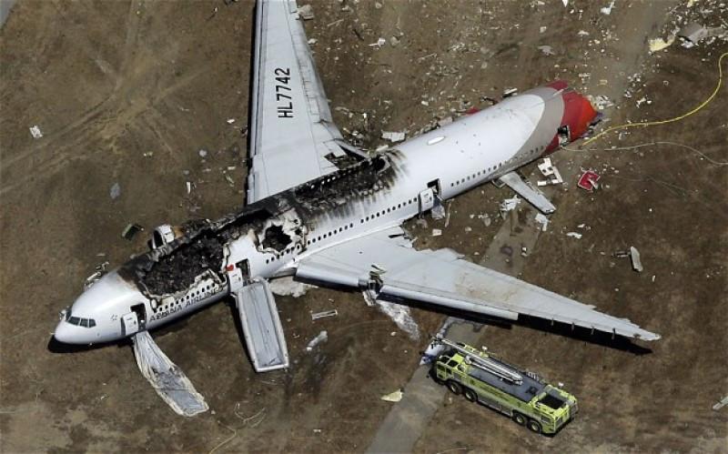 El accidente ocurrió el 6 de julio de 2013.