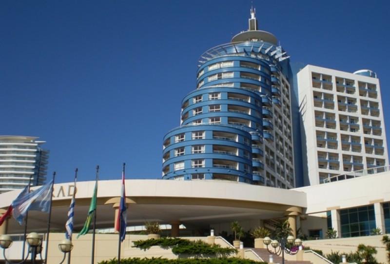 Hotel Conrad de Punta del Este tendrá un parador en la playa