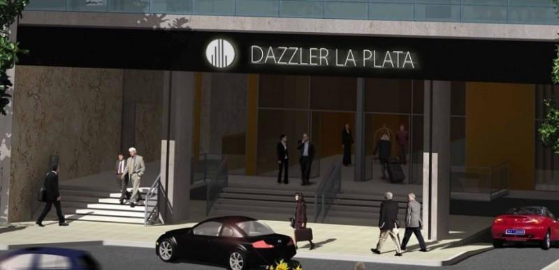 Dazzler La Plata tendrá 96 habitaciones.