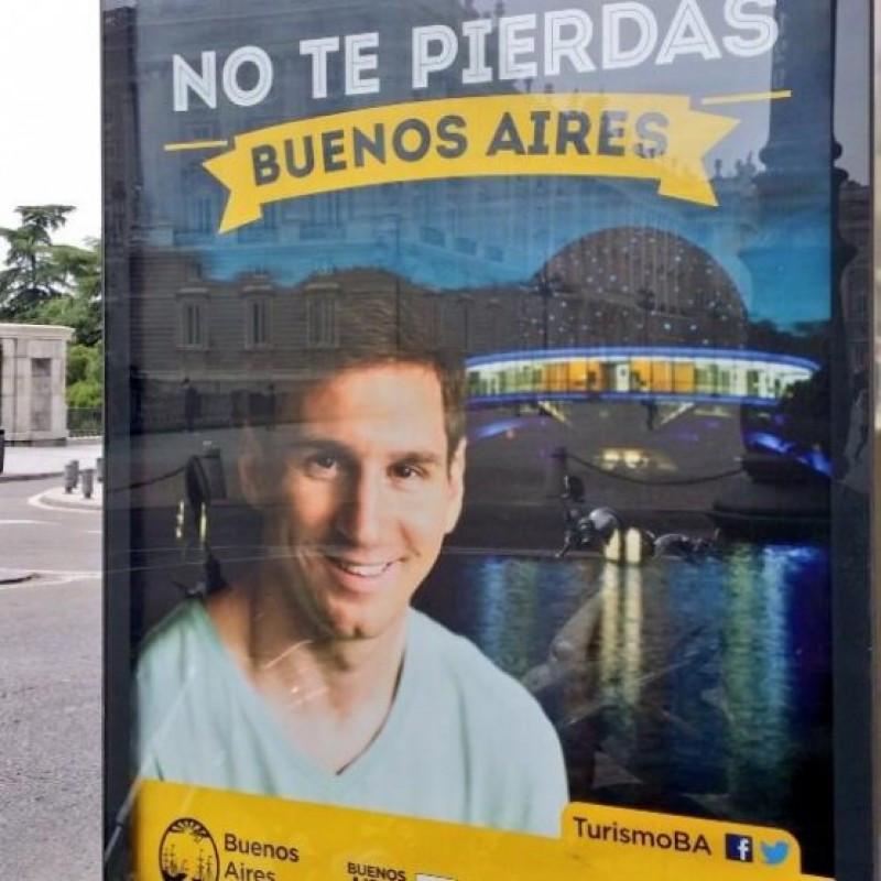 Guerra turística de jugadores de fútbol argentinos