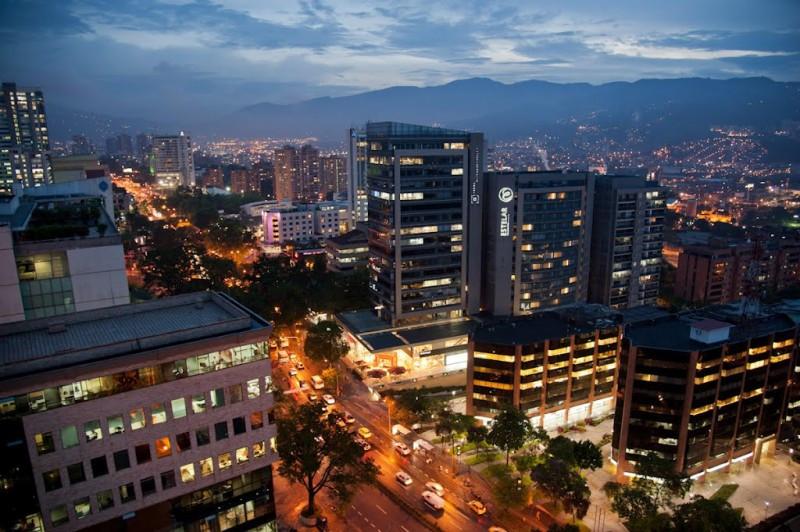 IHG abrirá un Crowne Plaza en Medellín en 2018.