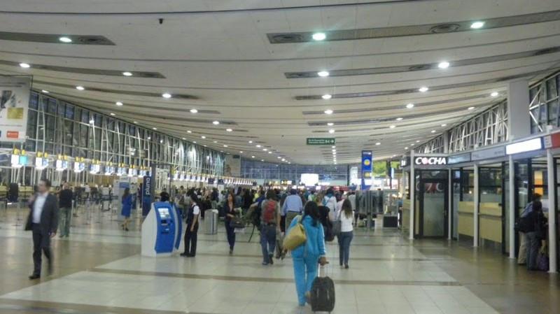 El tráfico aéreo de Chile aumentó un 4,1% interanual en octubre