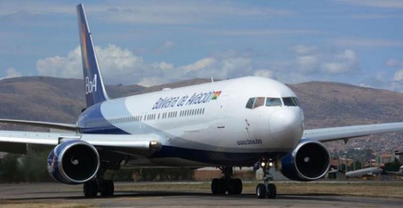 Aerolínea BOA inicia vuelos directos de Santa Cruz a Miami