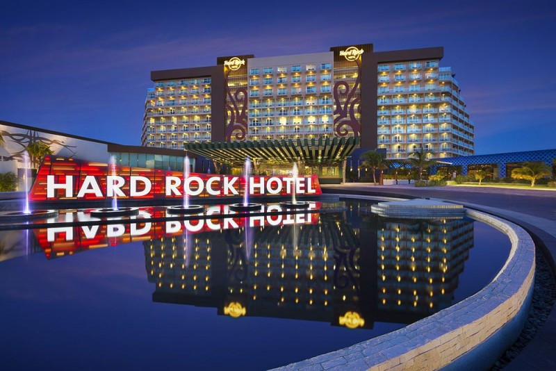 Hard Rock Cancún.