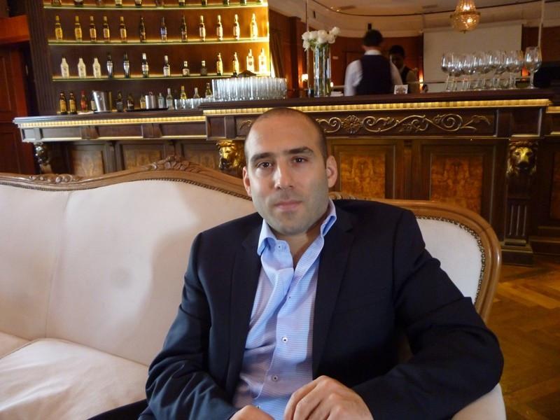Matías Duek, country director de Sabre para Argentina, Paraguay y Uruguay.