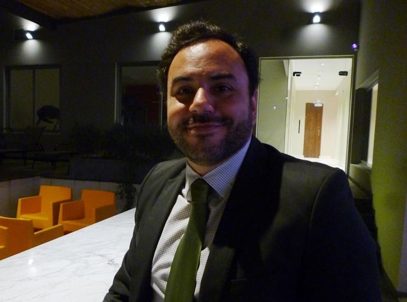 Martín López, nuevo coordinador general de AHRU.