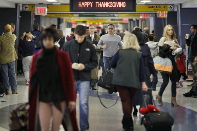 Más de 500 vuelos cancelados en EEUU antes de Acción de Gracias