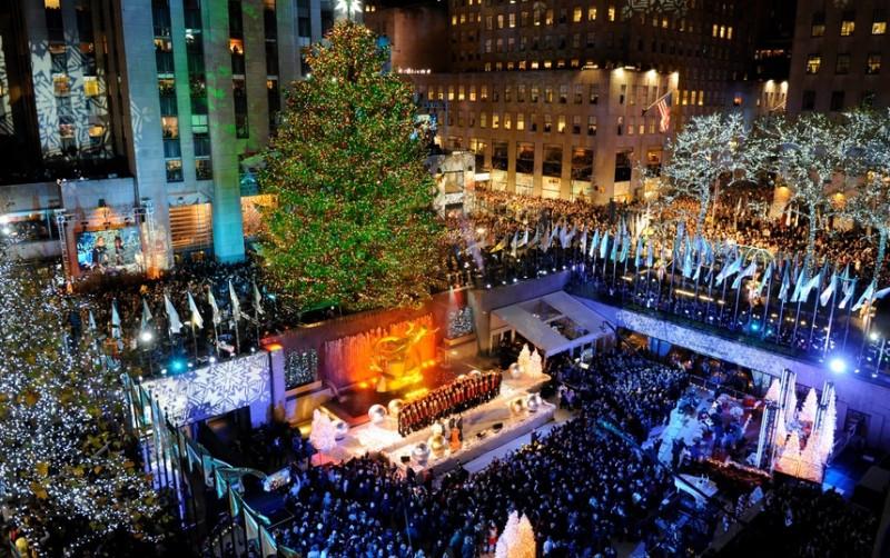 Rockefeller Center, Nueva York.