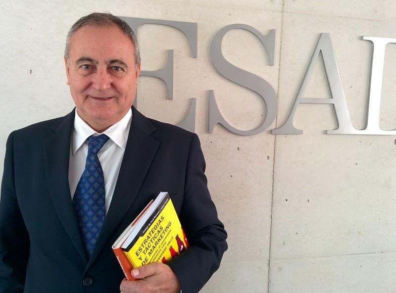 Josep Francesc Valls, catedrático en la escuela de negocios ESADE