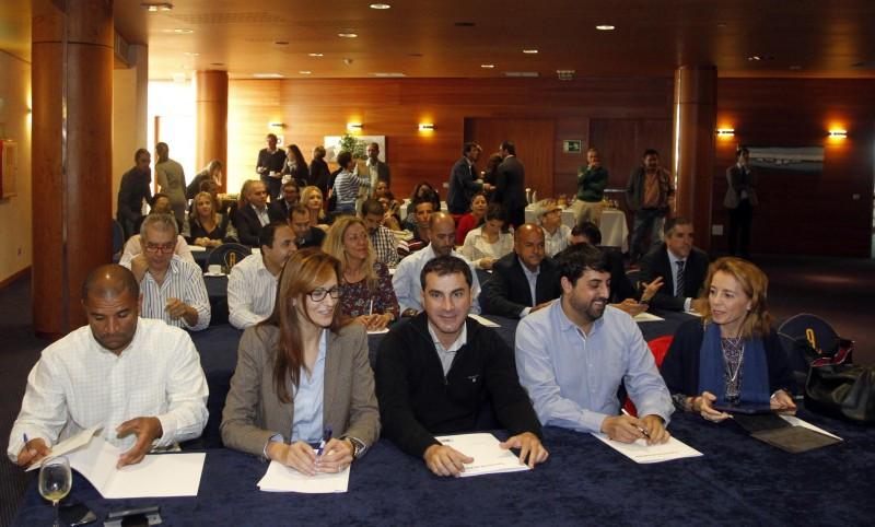 La presentación del Plan de Marketing 2015 al sector turístico de Lanzarote tuvo lugar en el transcurso de un acto celebrado el 2 de diciembre en el Arrecife Gran Hotel.