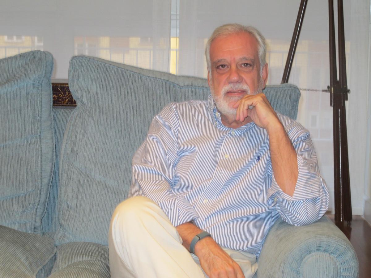 Félix Cuesta, doctor en Economía y profesor de la Universidad de Alcalá de Henares.