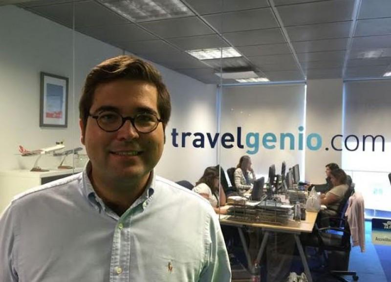 Travelgenio nombra nuevo director de Operaciones