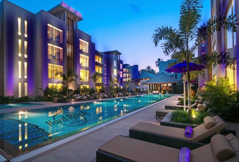 Hard Rock Hotels abrirá su primer establecimiento en la India en 2015