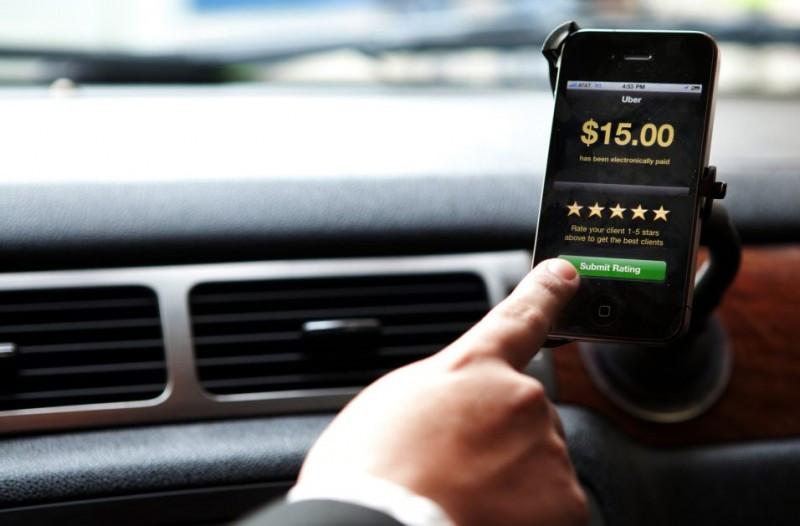 Holanda y Nueva Delhi prohíben Uber