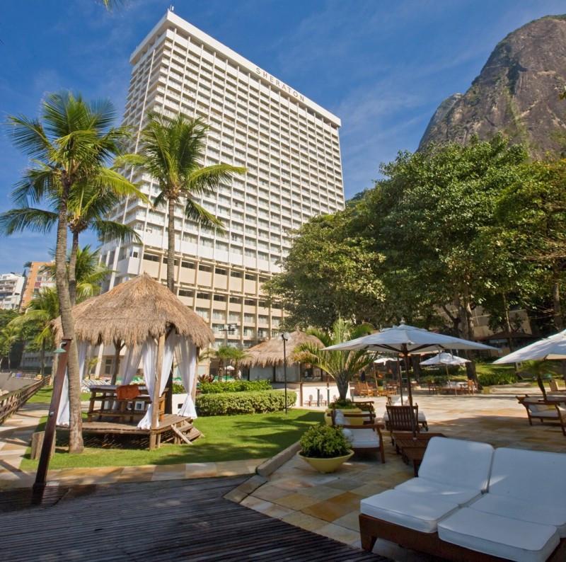 Starwood ha invertido 37 millones de euros en la renovación del Sheraton Rio Hotel