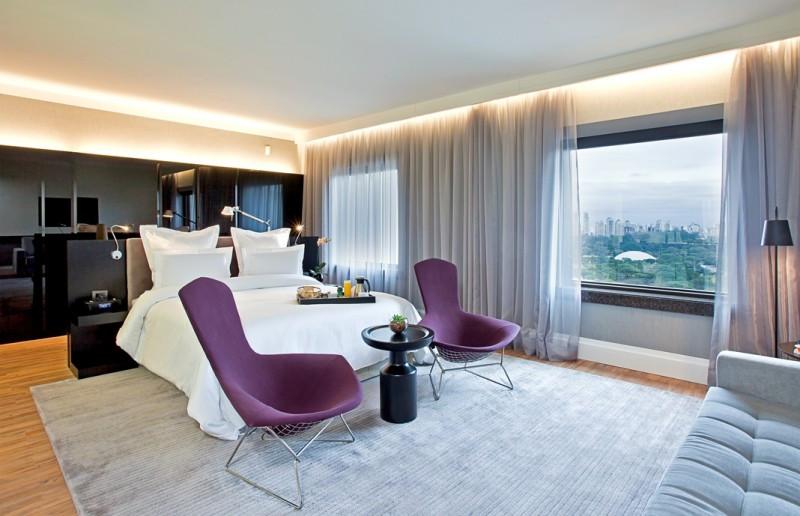 Accor prevé abrir 155 nuevos hoteles en Brasil hasta 2018. Foto Pullman Sao Paulo Ibirapuera.
