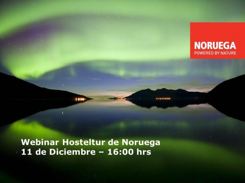 Webinar: La aurora boreal como producto turístico. Conviértete en experto en Laponia Noruega