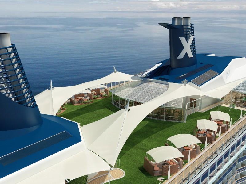 Celebrity Cruises invertirá más de 6.300 M € en su flota hasta 2018