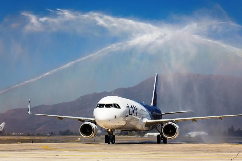 LATAM Airlines, el mayor operador de Airbus en Latinoamérica