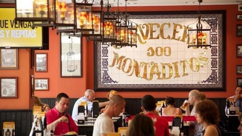 100 Montaditos sigue su expansión en EEUU