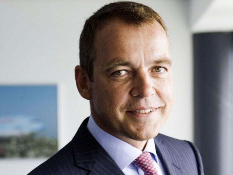 Fichan al director general de Aer Lingus como CEO de Malaysia Airlines, Christoph Mueller.