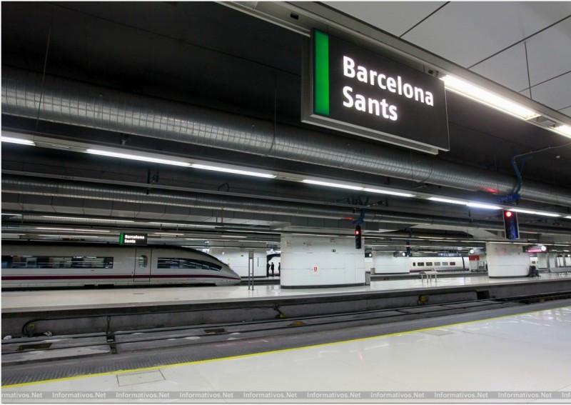 El AVE España-Francia transporta 800.000 pasajeros en su primer año de servicio