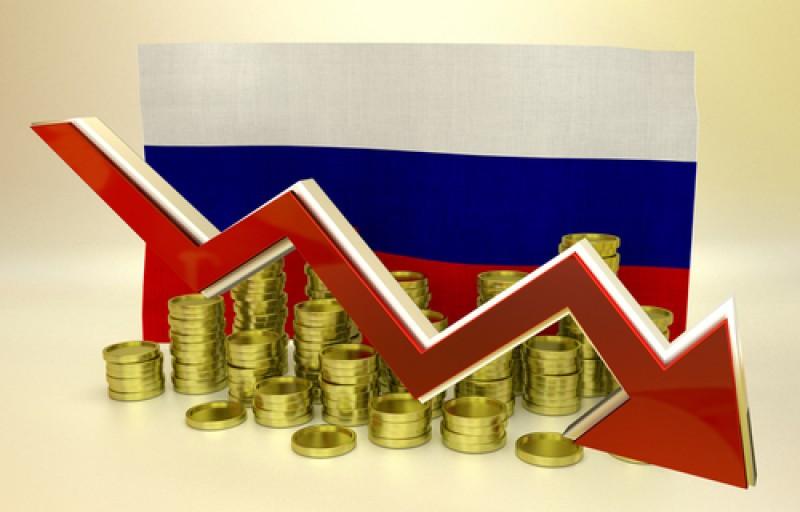 La cotización a la baja del rublo se ha acentuado en los últimos meses. #shu#