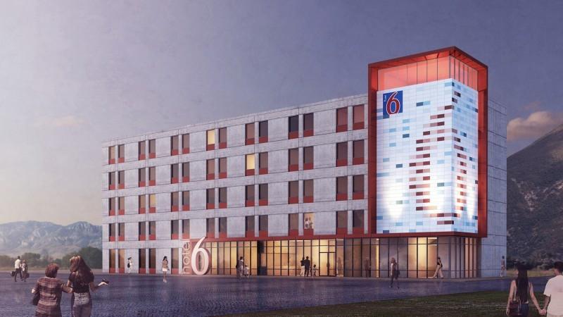 México abrirá 55 propiedades de la marca Hotel 6 y Estudio 6.