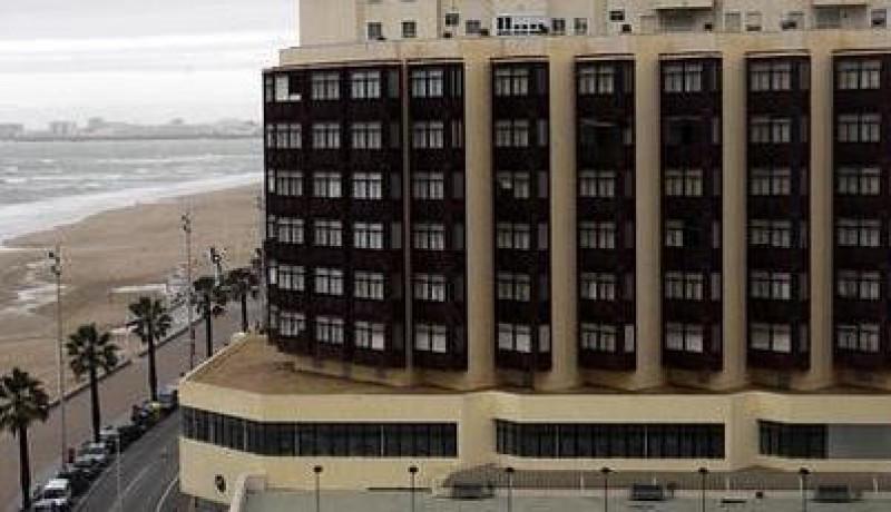 La Residencia Tiempo Libre de Cádiz se convertirá en hotel