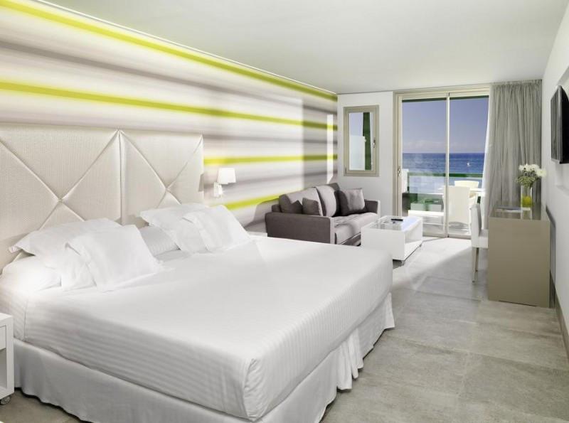 Las habitaciones del Barceló Teguise Beach sólo acogerán a adultos.