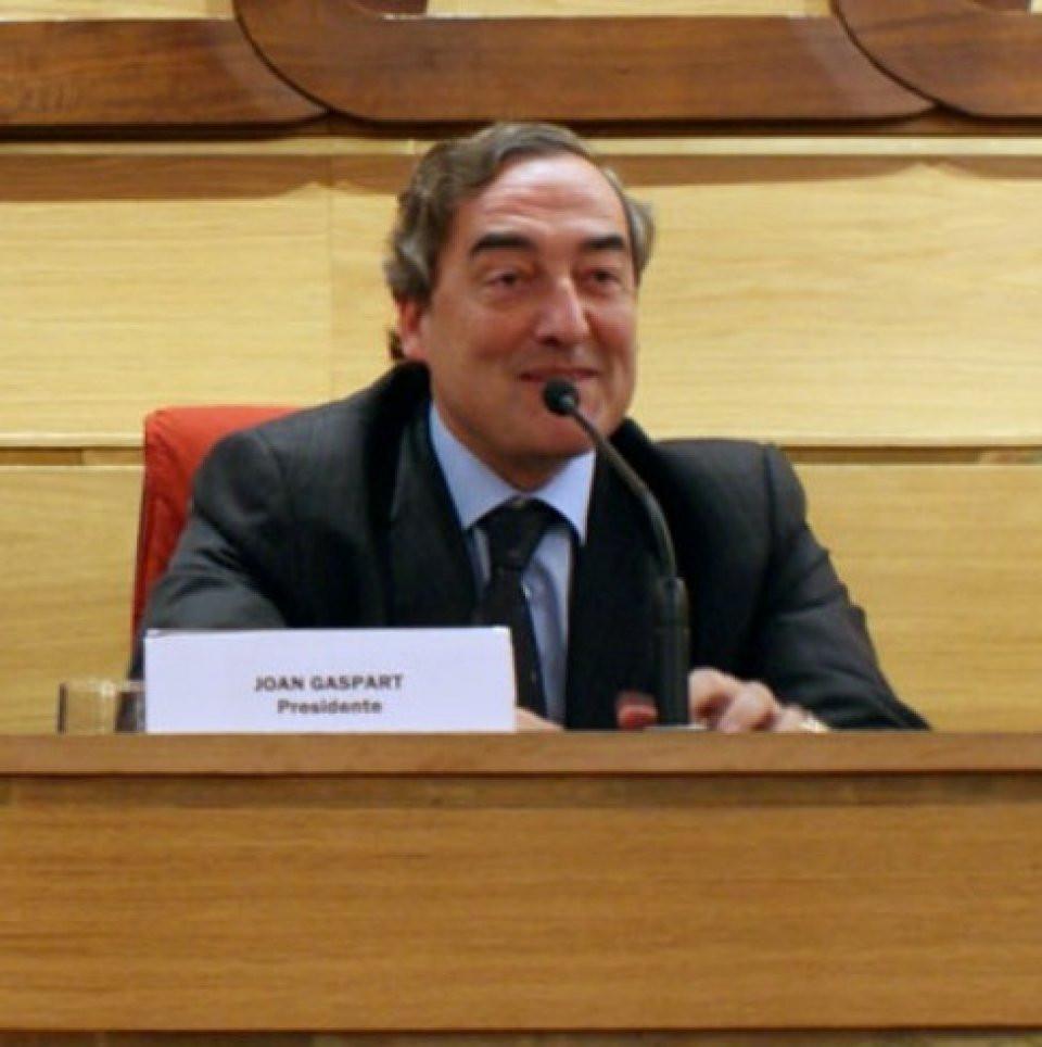 Juan Rosell.