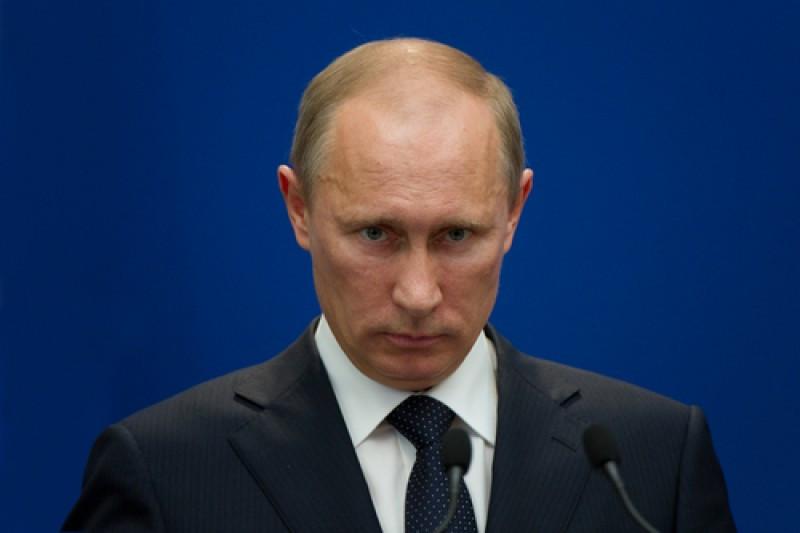 El presidente de Rusia, Vladimir Putin. #shu#
