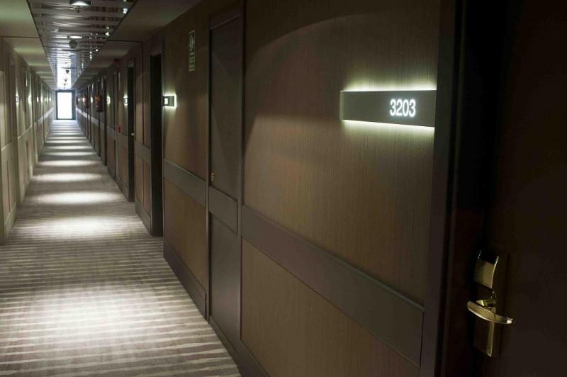 El Hotel Auditórium tiene que adaptar sus espacios a los criterios de Marriott.