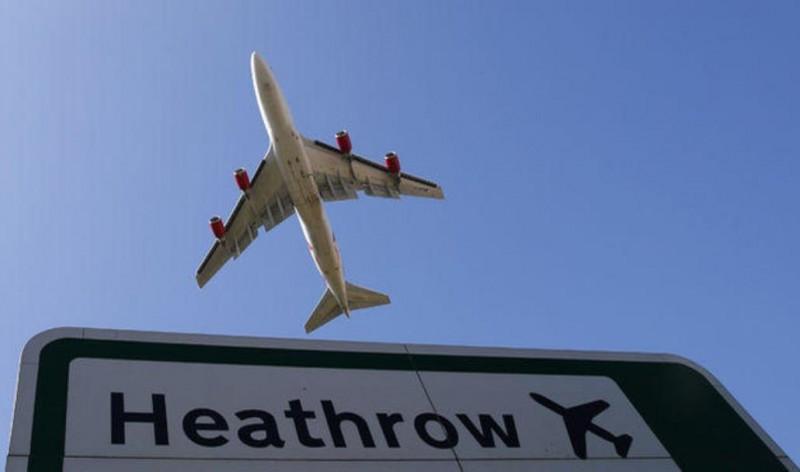 Cierre del espacio aéreo de Londres: indemnizarán a las aerolíneas